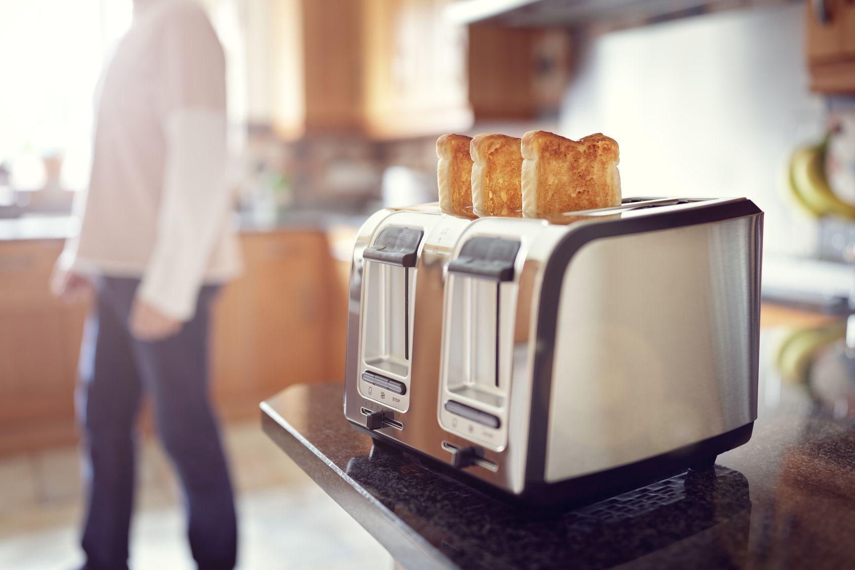 Toaster Test Stiftung Warentest